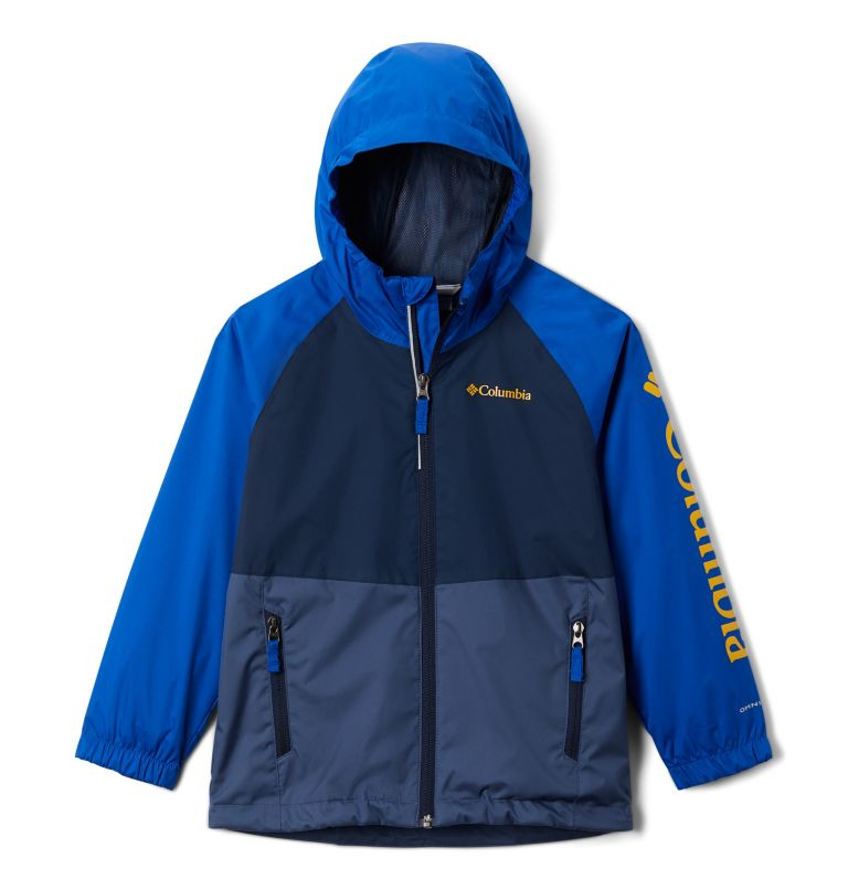 Dalby Springs™ Jacket | 478 | M Youth Dalby Springs™ Jacket, Dark Mountain, Collegiate Navy, front
