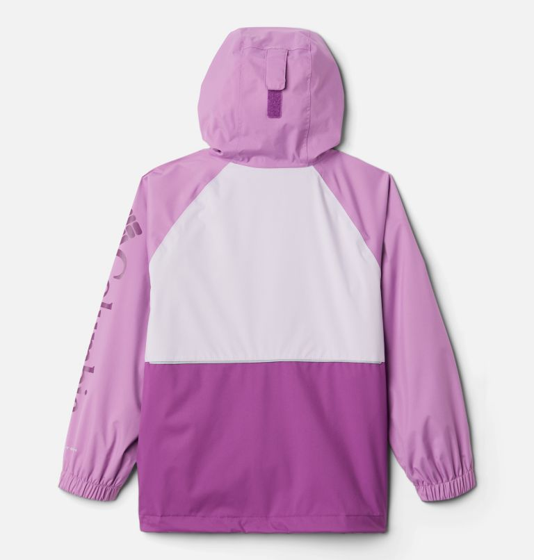 Dalby Springs™ Jacket | 621 | XL Junior Dalby Springs™ Jacket, Berry Jam, Pale Lilac, Blossom Pink, back