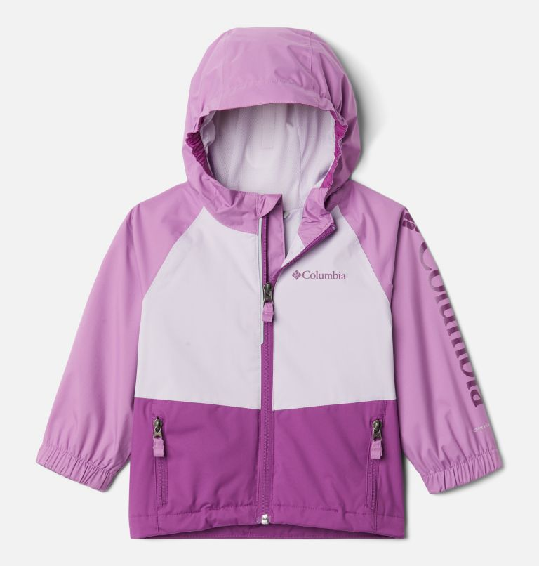 Dalby Springs™ Jacket | 621 | XS Youth Dalby Springs™ Jacket, Berry Jam, Pale Lilac, Blossom Pink, front