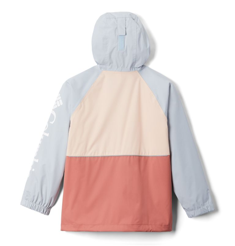 Dalby Springs™ Jacket | 639 | M Youth Dalby Springs™ Jacket, Dark Coral, Peach Cloud, back