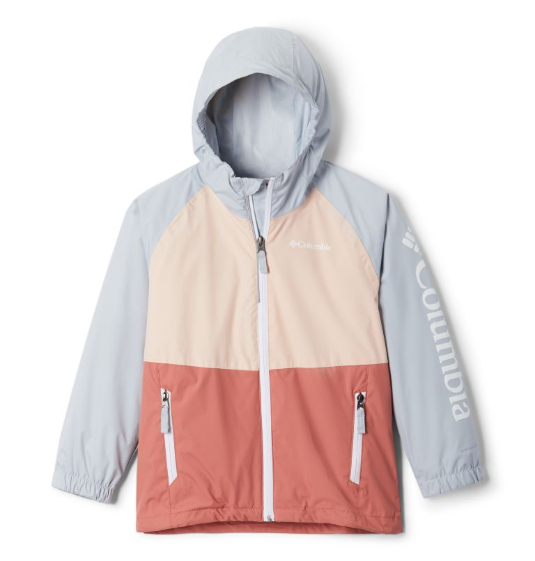 Dalby Springs™ Jacket | 639 | M Youth Dalby Springs™ Jacket, Dark Coral, Peach Cloud, front