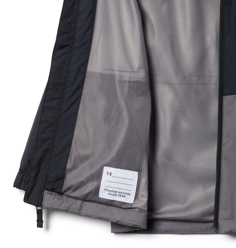 Dalby Springs™ Jacket | 023 | L Kids' Dalby Springs™ Jacket, City Grey, Black, a1