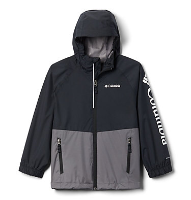 Kids' Dalby Springs™ Jacket Dalby Springs™ Jacket   100   XL, City Grey, Black, front