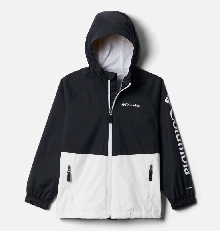 Dalby Springs™ Jacket | 100 | S Kids' Dalby Springs™ Jacket, White, Black, front