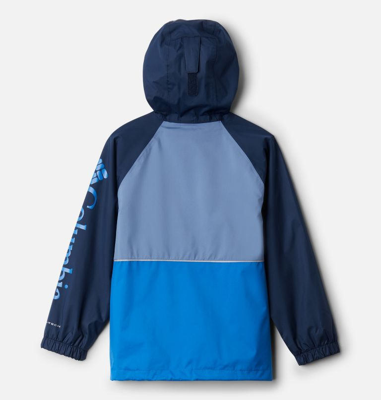 Dalby Springs™ Jacket | 432 | M Kids' Dalby Springs™ Jacket, Bright Indigo, Bluestone, Coll Navy, back