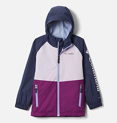 Kids' Dalby Springs™ Jacket Dalby Springs™ Jacket   100   XL, Plum, Pale Lilac, Nocturnal, front