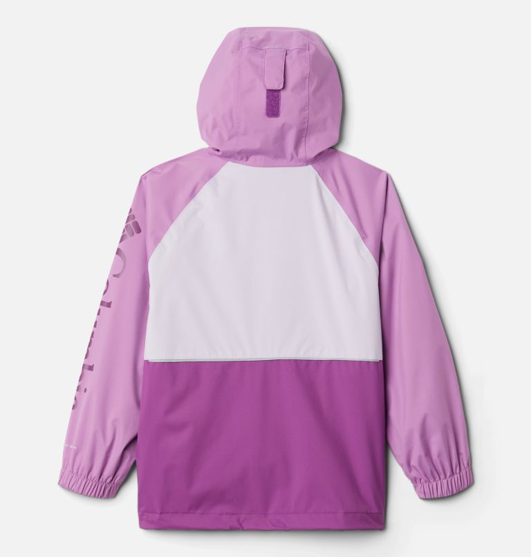 Dalby Springs™ Jacket | 621 | XS Kids' Dalby Springs™ Jacket, Berry Jam, Pale Lilac, Blossom Pink, back