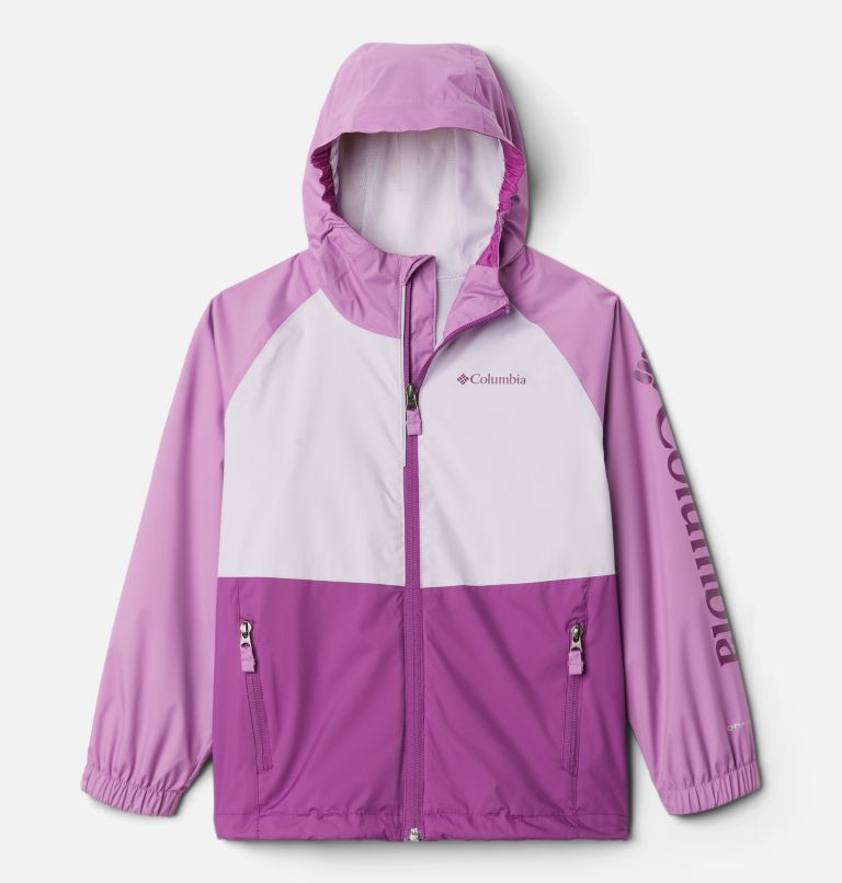 Dalby Springs™ Jacket | 621 | XS Kids' Dalby Springs™ Jacket, Berry Jam, Pale Lilac, Blossom Pink, front