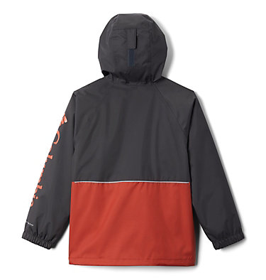 Kids' Dalby Springs™ Jacket Dalby Springs™ Jacket | 468 | S, Carnelian Red, Shark, back
