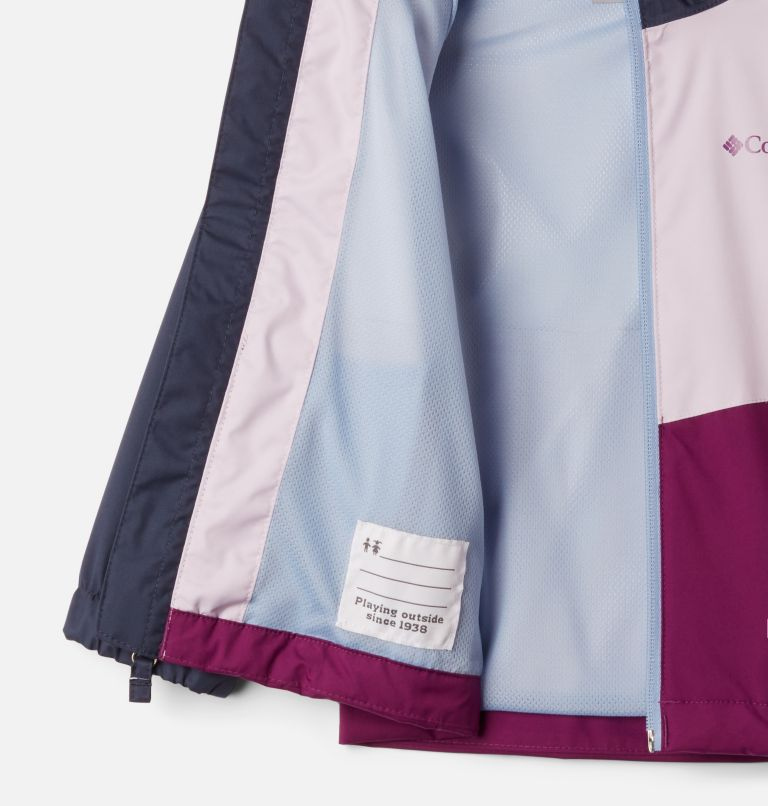 Dalby Springs™ Jacket | 575 | 4T Toddler Dalby Springs™ Jacket, Plum, Pale Lilac, Nocturnal, a1