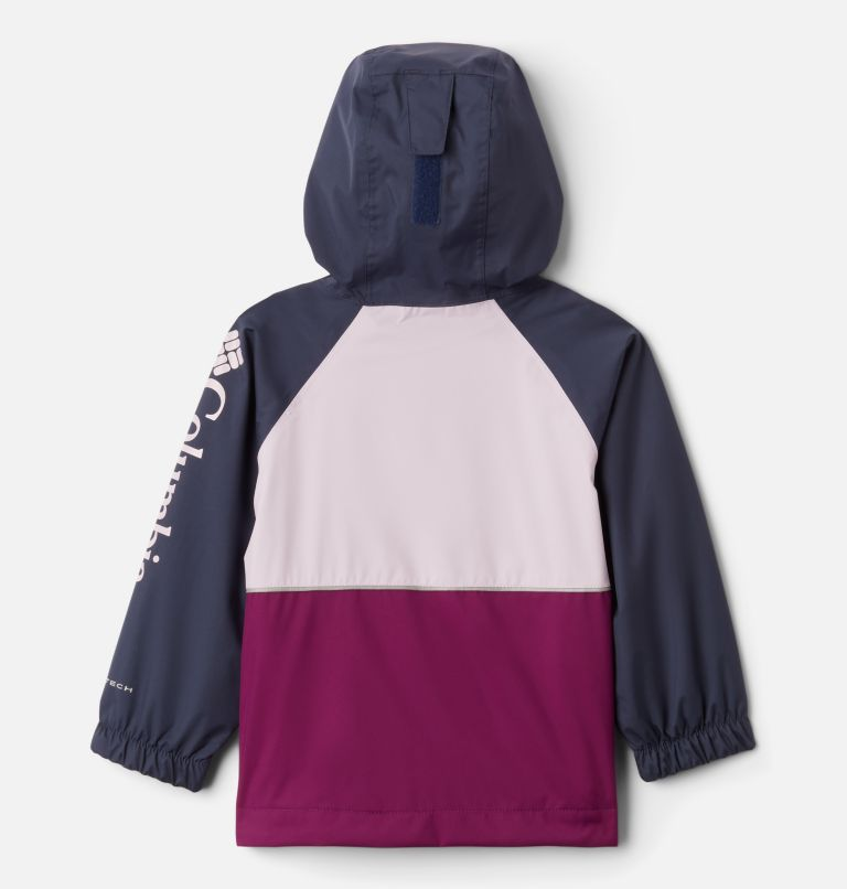 Dalby Springs™ Jacket | 575 | 2T Toddler Dalby Springs™ Jacket, Plum, Pale Lilac, Nocturnal, back