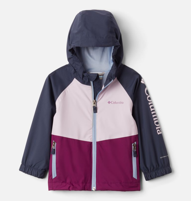 Dalby Springs™ Jacket | 575 | 4T Toddler Dalby Springs™ Jacket, Plum, Pale Lilac, Nocturnal, front