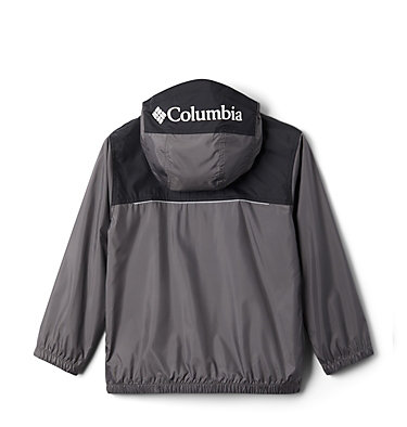 Giacca anti-vento Bloomingport™ ragazzo Bloomingport™ Windbreaker | 464 | L, City Grey, Black, back
