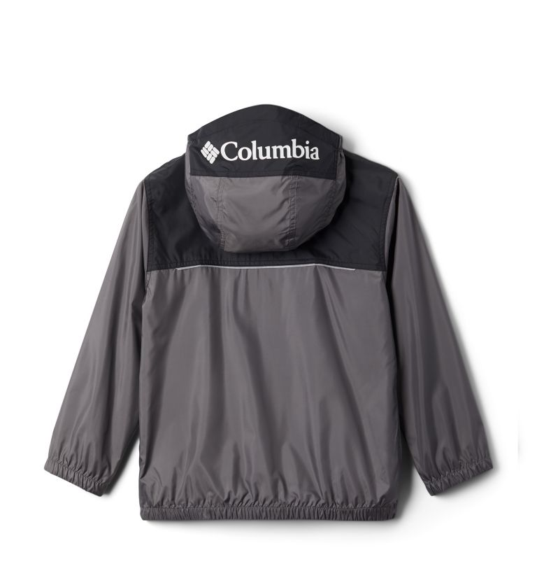 Youth Bloomingport™ Windbreaker Youth Bloomingport™ Windbreaker, back