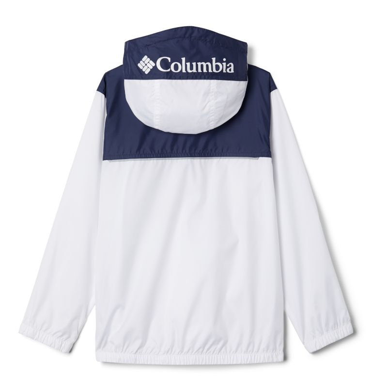 Junior Bloomingport™ Windbreaker Junior Bloomingport™ Windbreaker, back