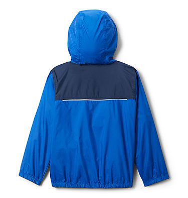 Giacca anti-vento Bloomingport™ ragazzo Bloomingport™ Windbreaker | 464 | L, Azul, Collegiate Navy, back