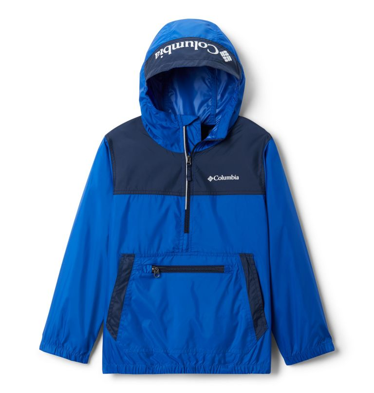 Youth Bloomingport™ Windbreaker Youth Bloomingport™ Windbreaker, front