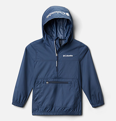 Giacca anti-vento Bloomingport™ ragazzo Bloomingport™ Windbreaker | 464 | L, Collegiate Navy, front