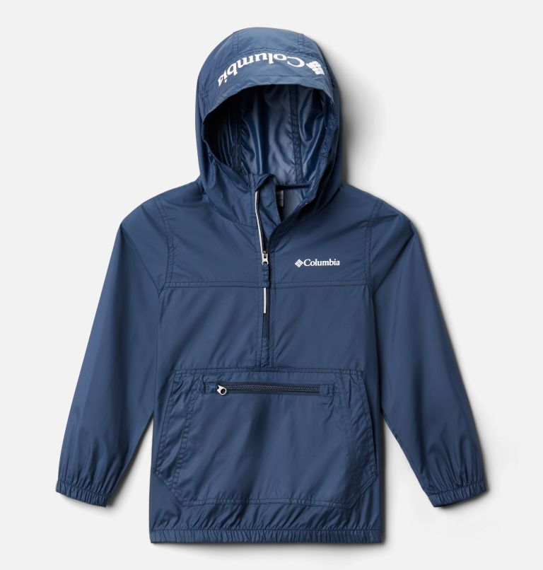 Bloomingport™ Windbreaker | 464 | XL Youth Bloomingport™ Windbreaker, Collegiate Navy, front