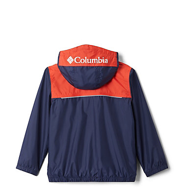 Coupe-vent Bloomingport™ Junior Bloomingport™ Windbreaker | 464 | L, Nocturnal, Bright Poppy, back