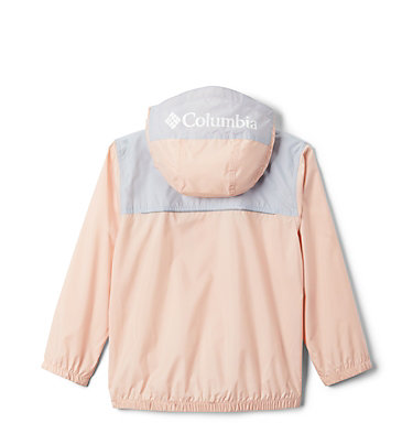 Giacca anti-vento Bloomingport™ ragazzo Bloomingport™ Windbreaker | 464 | L, Peach Cloud, Cirrus Grey, back