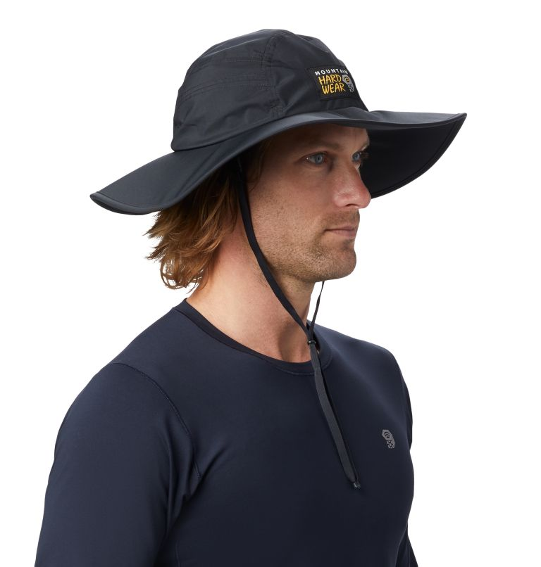 Exposure/2™ Gore-Tex® Paclite Rain Hat | 004 | O/S Chapeau de pluie Exposure/2™ Gore-Tex® Paclite, Dark Storm, a1