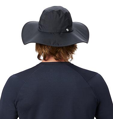 Exposure/2™ Gore-Tex® Paclite Rain Hat Exposure/2™ Gore-Tex® Paclite Rain Hat   004   O/S, Dark Storm, back