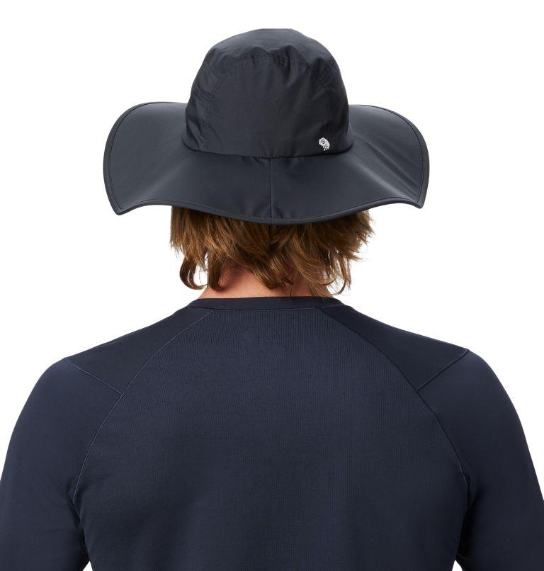 Exposure/2™ Gore-Tex® Paclite Rain Hat   004   O/S Exposure/2™ Gore-Tex Paclite® Rain Hat, Dark Storm, back