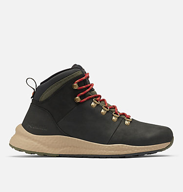 Scarpone SH/FT™ Waterproof Hiker da uomo SH/FT™ WP HIKER | 010 | 7, Black, Red Velvet, front