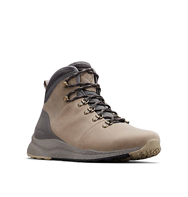 Men's SH/FT Waterproof Hiking Shoe SH/FT™ WP HIKER | 010 | 7, Canvas Tan, Shark, 3/4 front