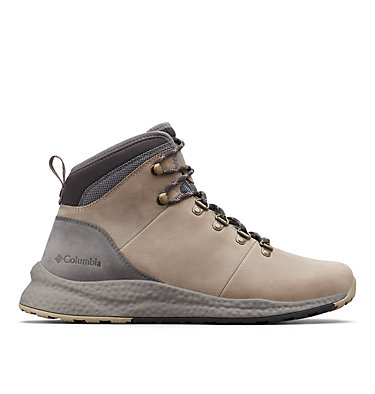 Men's SH/FT Waterproof Hiking Shoe SH/FT™ WP HIKER | 010 | 7, Canvas Tan, Shark, front