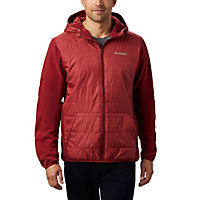 Columbia Men's Robinson Mountain Jacket (Red Element)