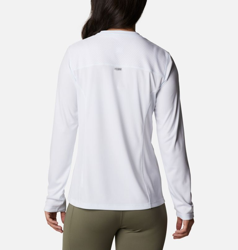 Glenallen™ Long Sleeve Shirt | 100 | XL Women's Glenallen™ Long Sleeve Shirt, White, back
