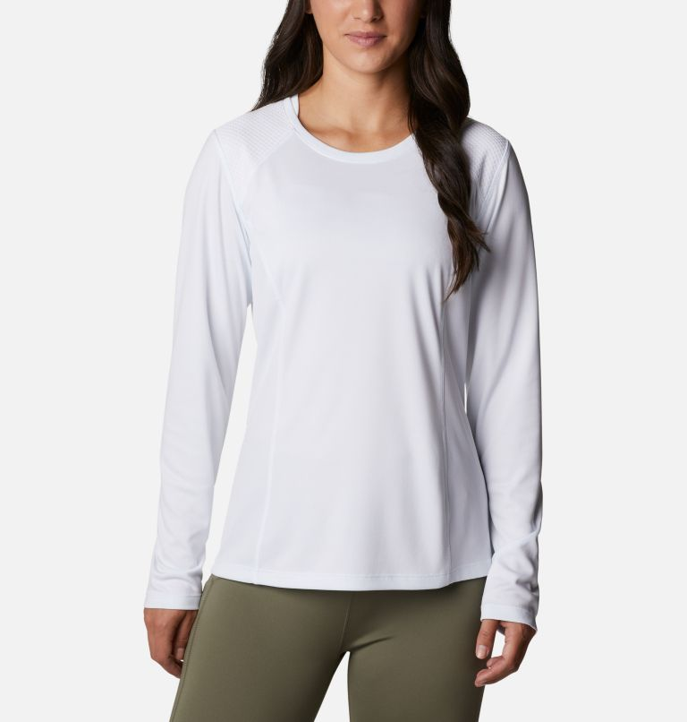 Glenallen™ Long Sleeve Shirt | 100 | XL Women's Glenallen™ Long Sleeve Shirt, White, front