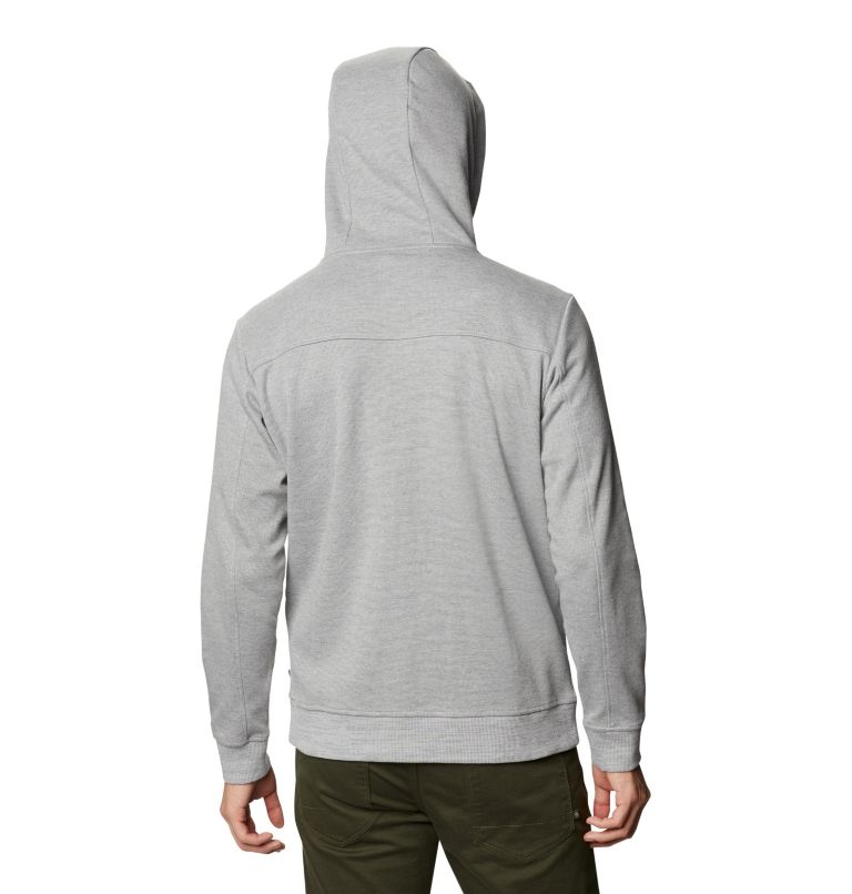 Firetower/2 Hoody | 073 | XL Men's Firetower/2 Hoody, Manta Grey, back