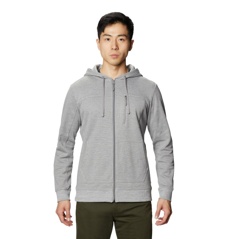 Firetower/2 Hoody | 073 | XL Men's Firetower/2 Hoody, Manta Grey, front