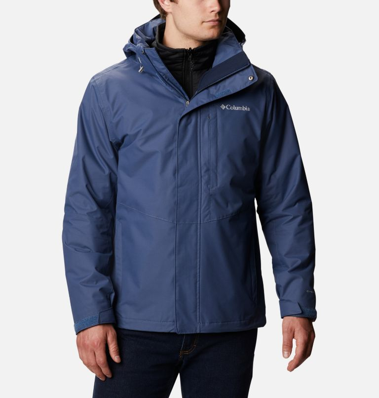 Manteau Interchange en laine polaire Arctic Trip™ III pour homme Manteau Interchange en laine polaire Arctic Trip™ III pour homme, front