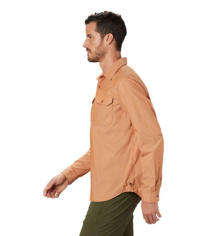 Canyon Pro™ Long Sleeve Shirt   258   S Men's Canyon Pro™ Long Sleeve Shirt, Rust Earth, a1