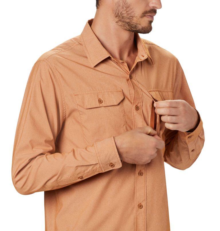 Canyon Pro™ Long Sleeve Shirt   258   S Men's Canyon Pro™ Long Sleeve Shirt, Rust Earth, a2