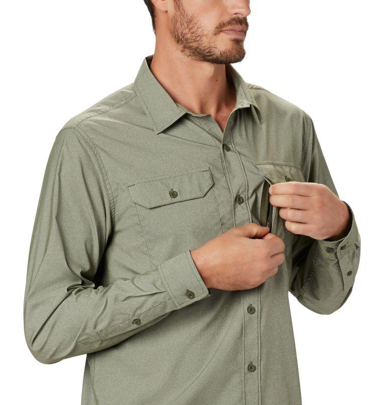 Canyon Pro™ Long Sleeve Shirt   304   S Men's Canyon Pro™ Long Sleeve Shirt, Dark Army, a2
