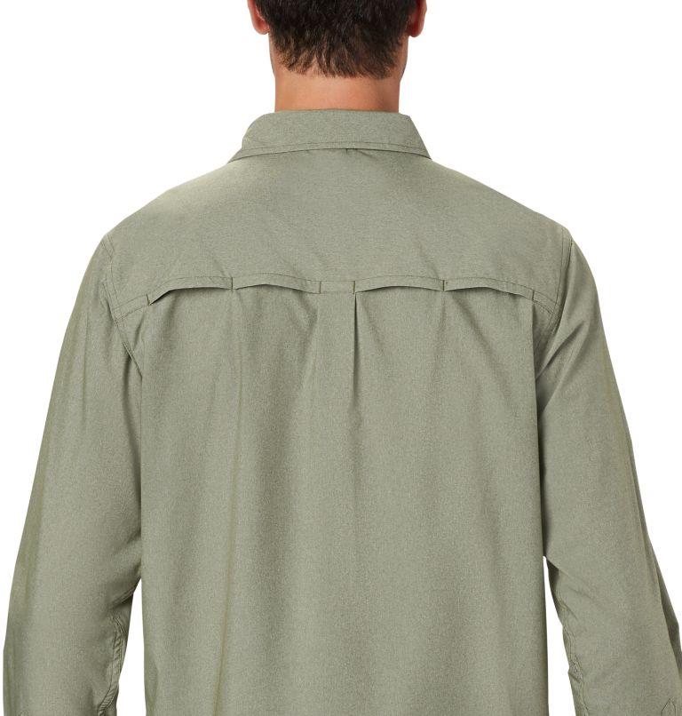 Canyon Pro™ Long Sleeve Shirt   304   S Men's Canyon Pro™ Long Sleeve Shirt, Dark Army, a3