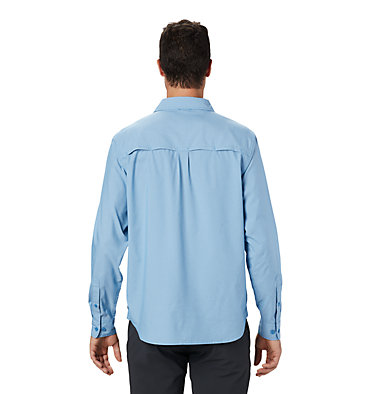 Men's Canyon Pro™ Long Sleeve Shirt Canyon Pro™ Long Sleeve Shirt | 451 | XL, Deep Lake, back