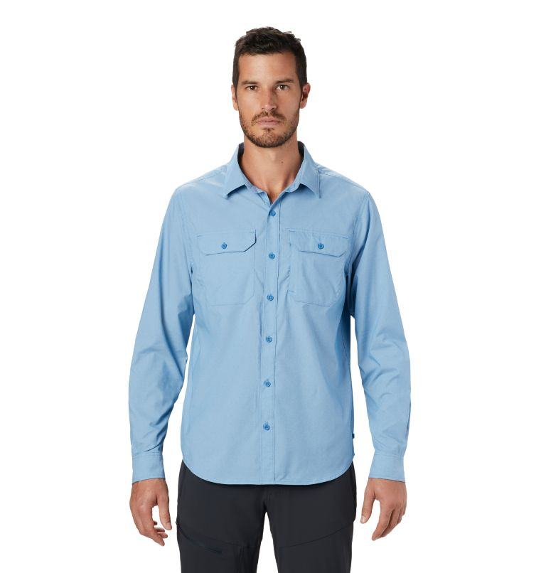 Men's Canyon Pro™ Long Sleeve Shirt Men's Canyon Pro™ Long Sleeve Shirt, front