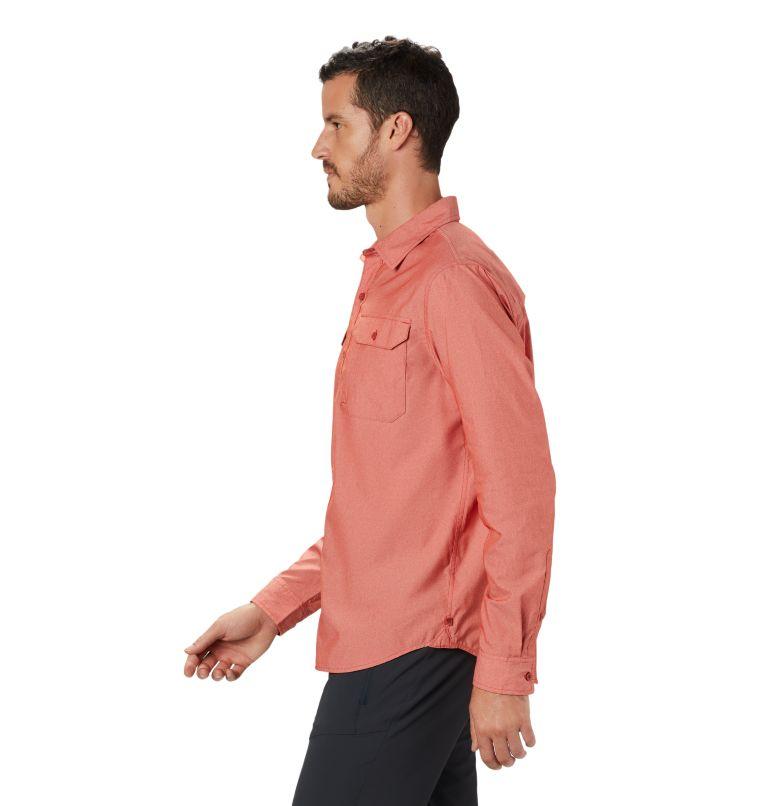 Canyon Pro™ Long Sleeve Shirt | 831 | S Men's Canyon Pro™ Long Sleeve Shirt, Desert Red, a1