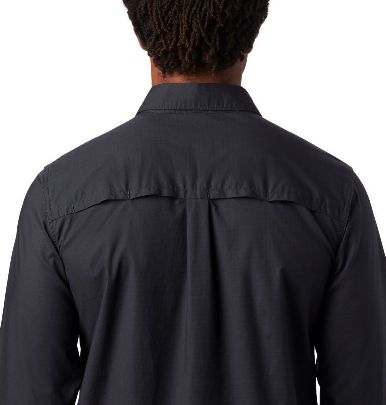 J Tree™ Long Sleeve Shirt | 004 | L Men's J Tree™ Long Sleeve Shirt, Dark Storm, a3