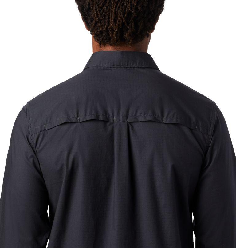 J Tree™ Long Sleeve Shirt | 004 | S Men's J Tree™ Long Sleeve Shirt, Dark Storm, a3