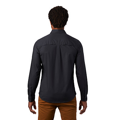 Men's J Tree™ Long Sleeve Shirt J Tree™ Long Sleeve Shirt | 004 | M, Dark Storm, back