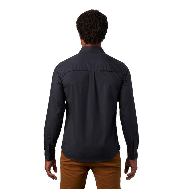 J Tree™ Long Sleeve Shirt | 004 | S Men's J Tree™ Long Sleeve Shirt, Dark Storm, back