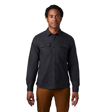Men's J Tree™ Long Sleeve Shirt J Tree™ Long Sleeve Shirt | 304 | L, Dark Storm, front