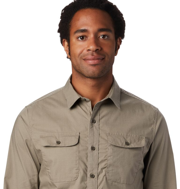 J Tree™ Long Sleeve Shirt | 262 | L Men's J Tree™ Long Sleeve Shirt, Dunes, a1